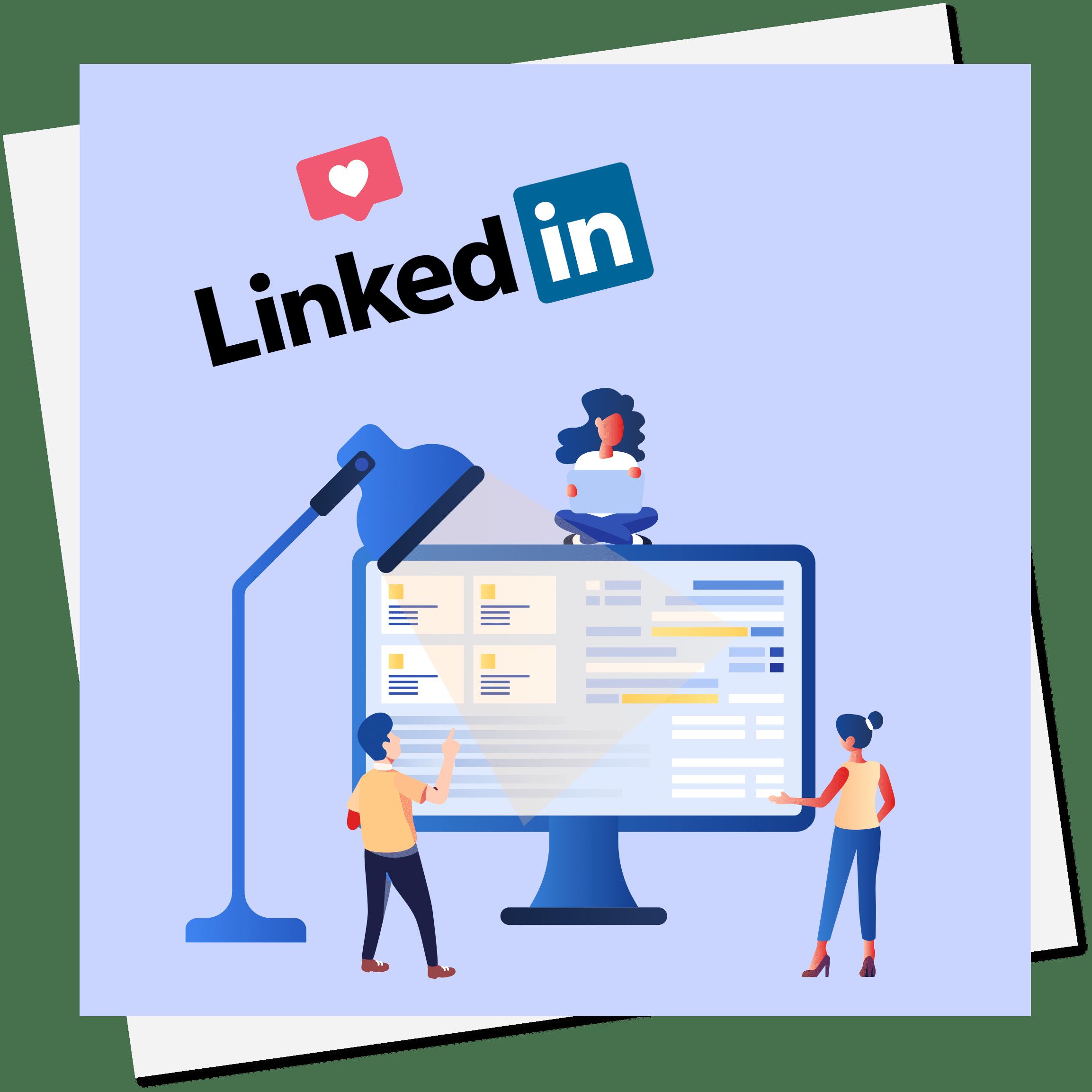 Guía de la publicidad en Linkedin