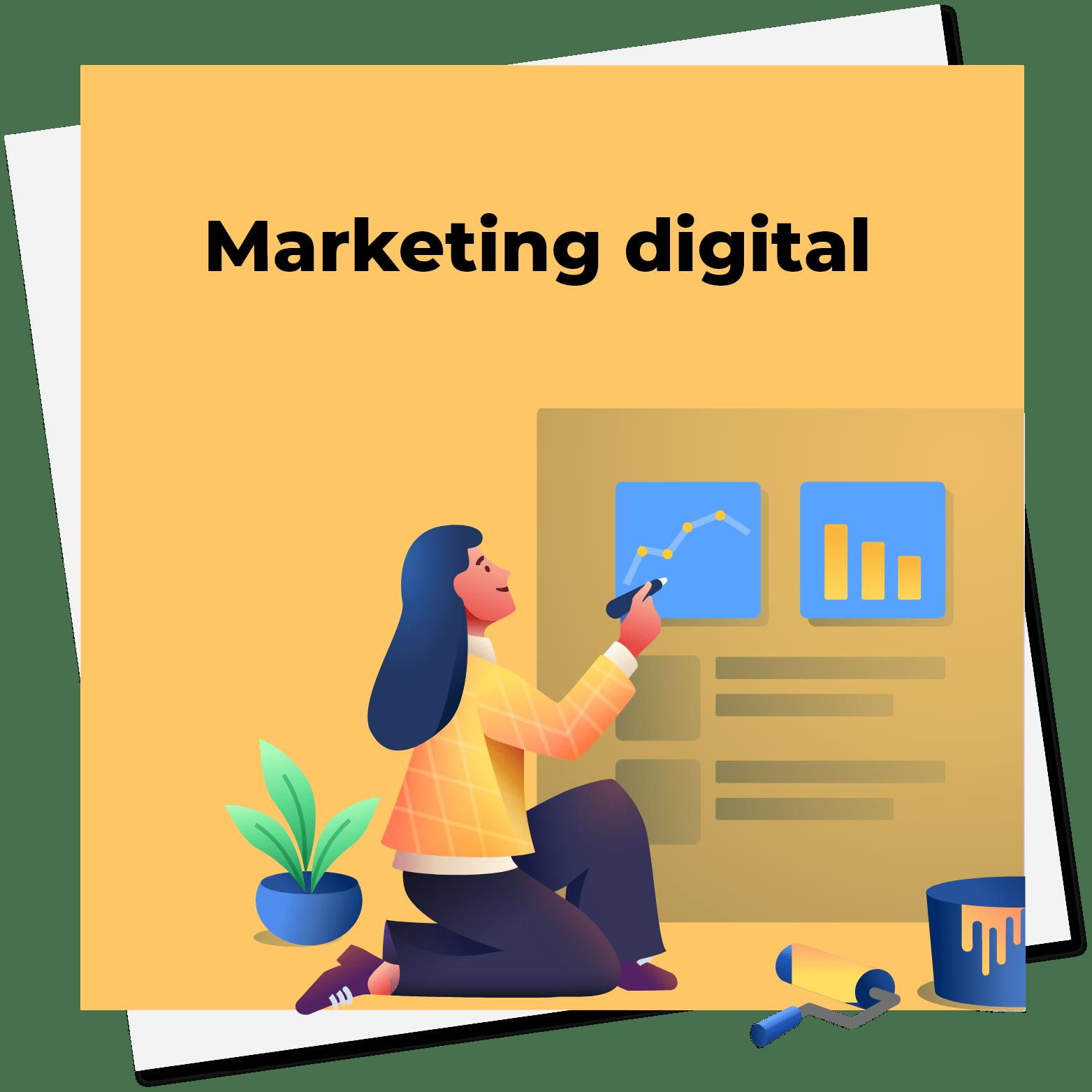 Cómo conseguir más clientes con una estrategia de marketing digital